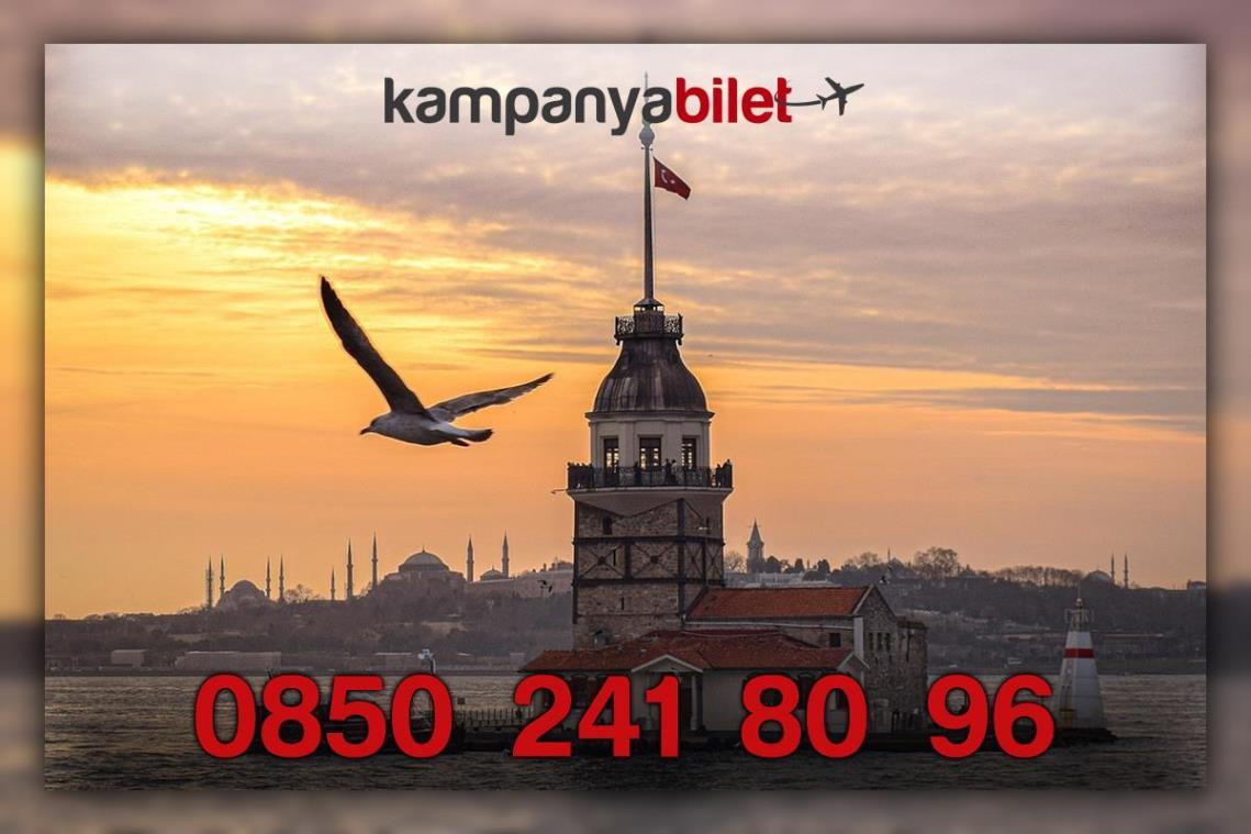 İstanbul Uçak Bileti İletişim Telefonu