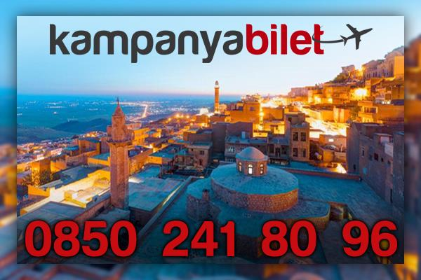 Mardin Uçak Bileti İletişim Telefonu