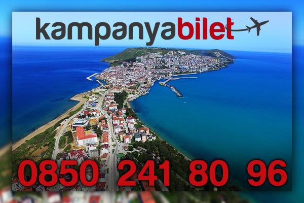 Sinop Uçak Bileti İletişim Telefonu