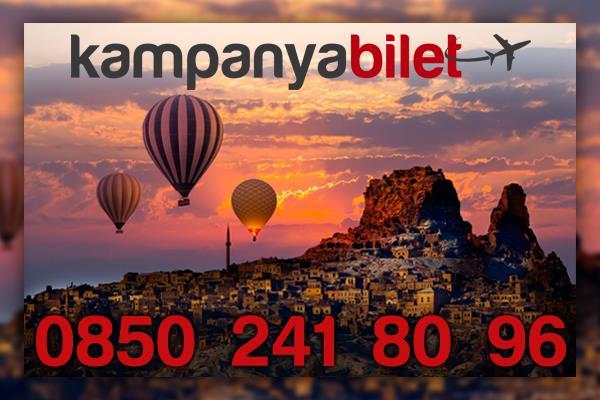 Nevşehir Uçak Bileti İletişim Telefonu