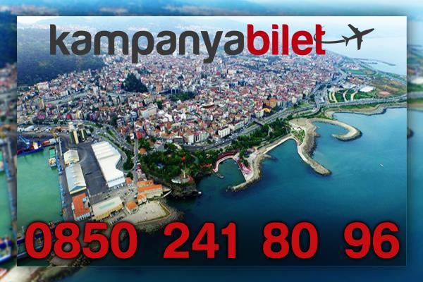 Trabzon Uçak Bileti İletişim Telefonu