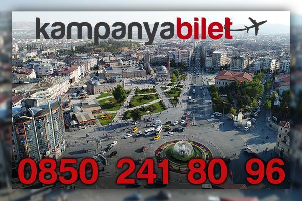 Sivas Uçak Bilet İletişim Telefon