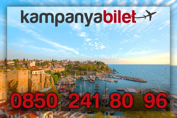 Antalya Uçak Bileti İletişim Telefonu