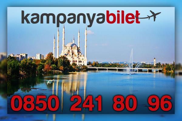 Adana Uçak Bileti İletişim Telefonu