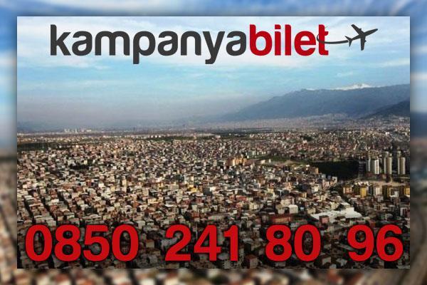 Bursa Uçak Bileti İletişim Telefonu