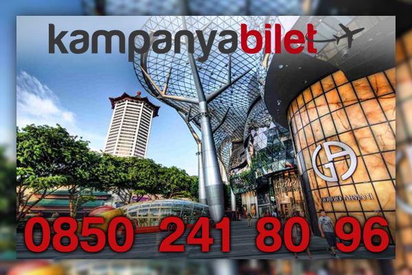 Orchard Street Singapore Uçak Bileti İletişim