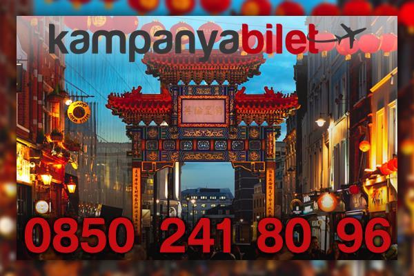 Chinatown Singapore Uçak Bileti İletişim