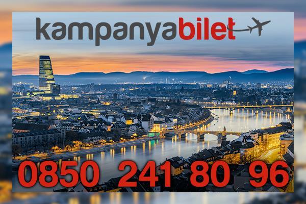 Basel Uçak Bilet İletişim