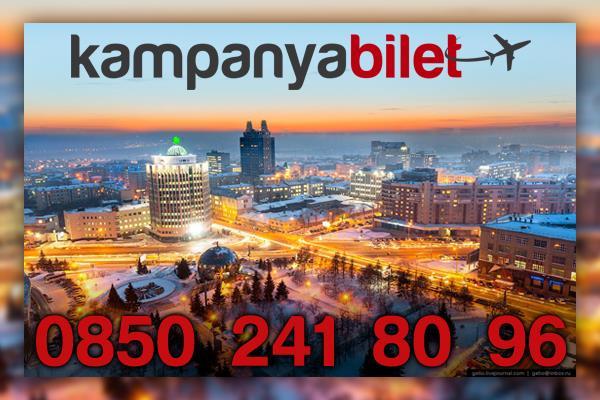 Novosibirsk Uçak Bilet İletişim