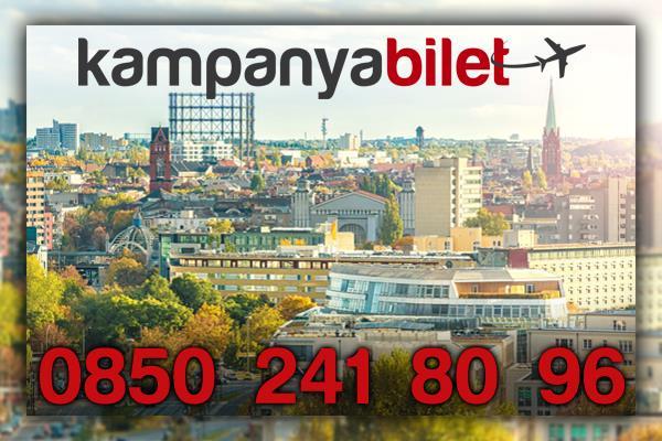 Schönefeld Berlin Uçak Bileti İletişim