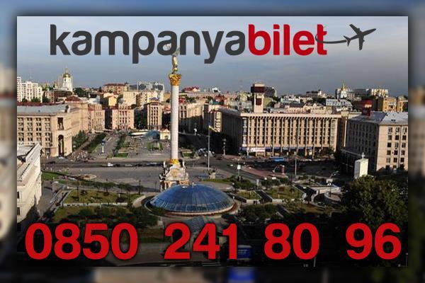 Zhulyany Kiev Uçak Bileti İletişim
