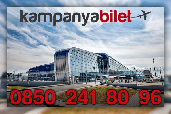 Lviv Havalimanı Uçak Bilet İletişim