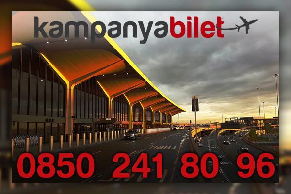 Newark Liberty Uluslararası Havalimanı Uçak Bileti İletişim Telefonu
