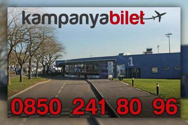 Beauvais Havaalanı Uçak Bilet İletişim