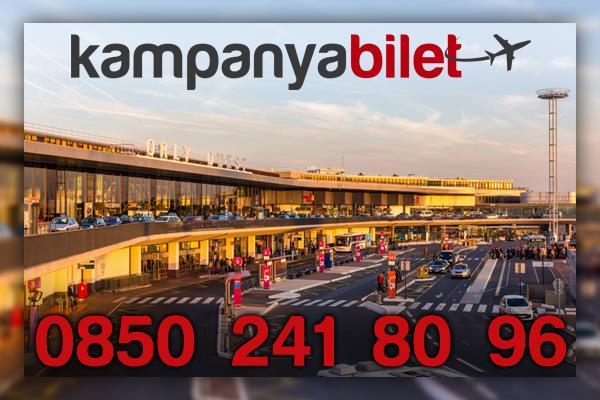 Orly Havaalanı Uçak Bilet İletişim