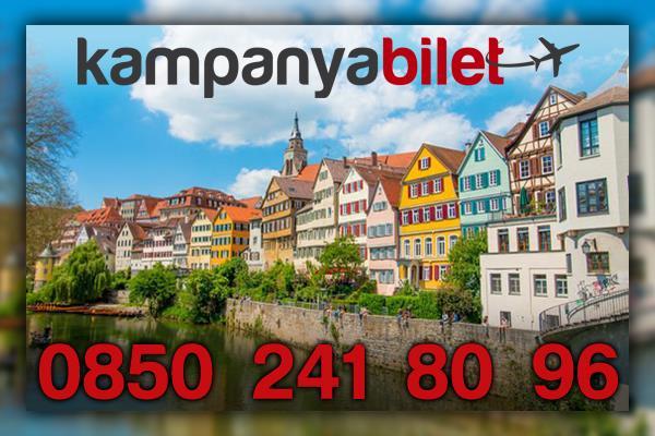 Stuttgart Almanya Uçak Bileti İletişim