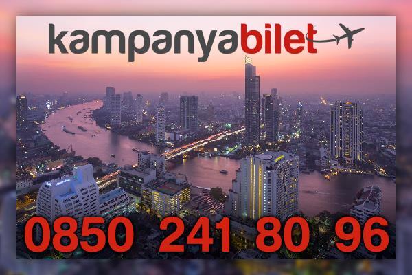 Bangkok Uçak Bileti İletişim