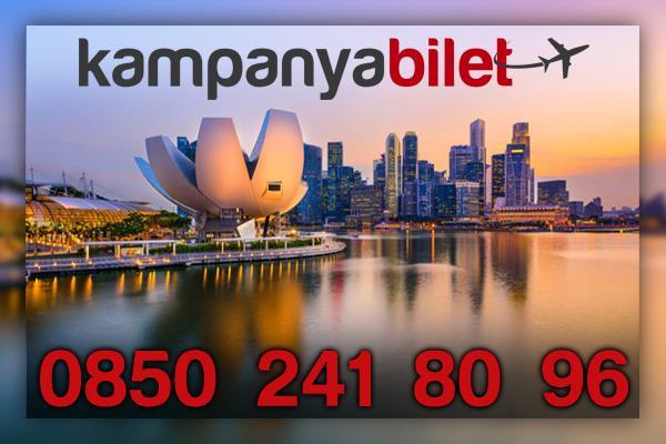 Singapur Uçak Bileti İletişim