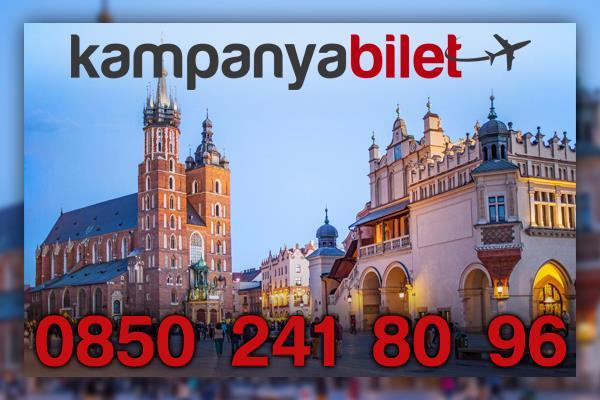 Polonya Uçak Bileti İletişim