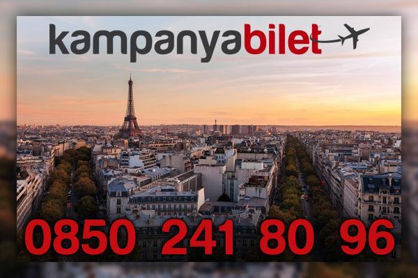 Fransa Uçak Bileti İletişim