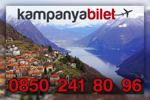 İsviçre Uçak Bileti İletişim