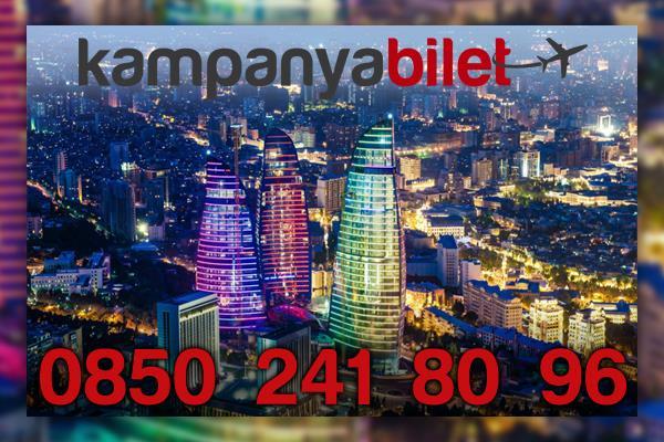 Azerbaycan Uçak Bileti İletişim