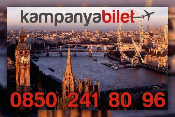 İngiltere Uçak Bileti İletişim