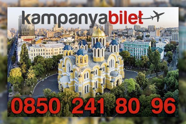 Ukrayna Uçak Bileti İletişim