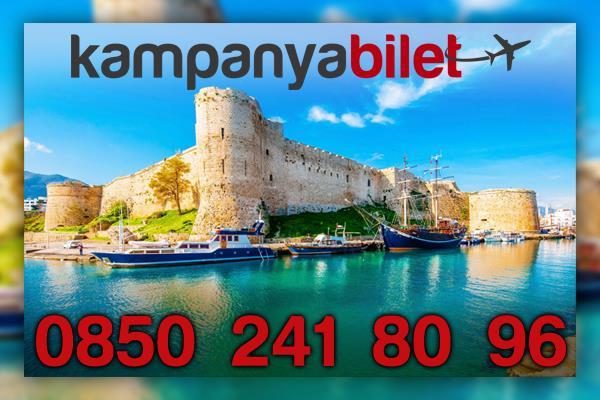 Kıbrıs Uçak Bileti İletişim