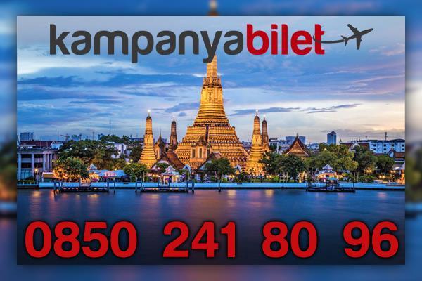 Tayland Uçak Bileti İletişim